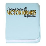 Victor Kiriakis Infant Blanket