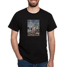 Surreal Estate Black T-Shirt