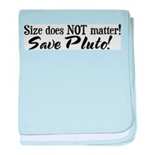 Save Pluto Infant Blanket