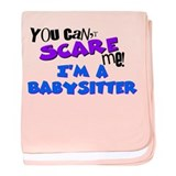 Babysitter Infant Blanket