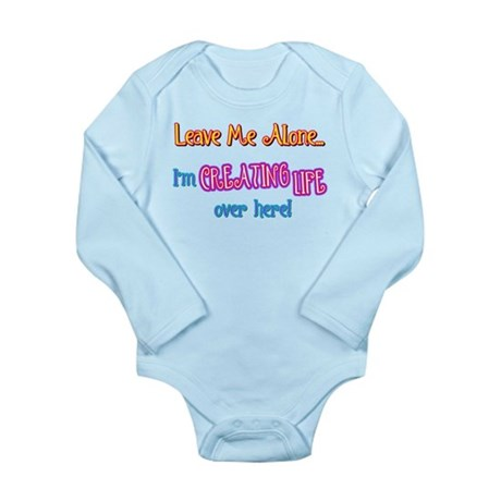 Creating Life Long Sleeve Infant Bodysuit