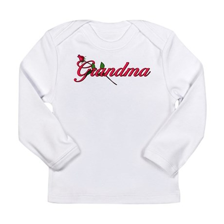 Grandma Long Sleeve Infant T-Shirt