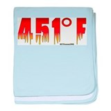 451 Degrees Fahrenheit Infant Blanket