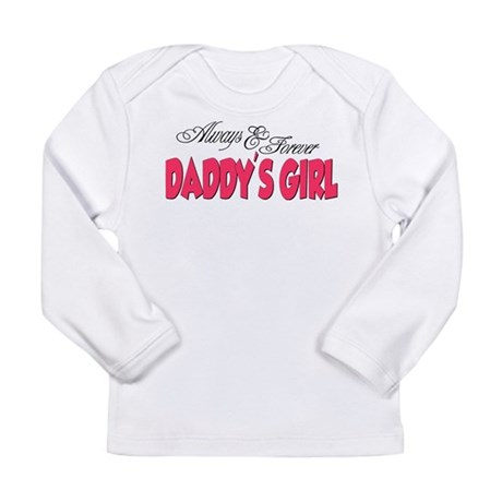 Always & Forever Daddy's Girl Long Sleeve Infa