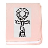 Egyptian Ankh Infant Blanket