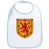 Scottish Coat of Arms Bib