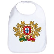 Portugal Coat of Arms Bib