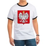 Polish Coat of Arms Ringer T