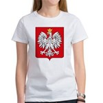 Polish Coat of Arms Women's T-Shirt