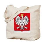Polish Coat of Arms Tote Bag