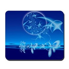 Softly Come My Dreams Mousepad