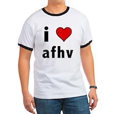 I Love AFV Ringer T