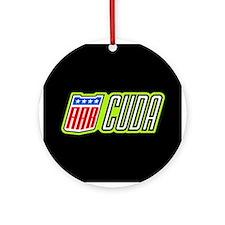 AAR CUDA Ornament (Round)
