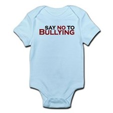 Say No To Bullying Onesie