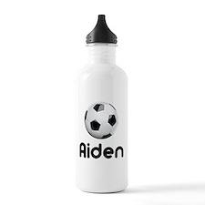 Soccer Aiden Water Bottle