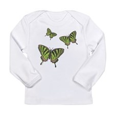 Celtic Swallowtail Long Sleeve Infant T-Shirt