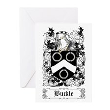 Buckle Greeting Cards (Pk of 20)