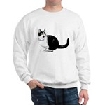 Dizzy Looking Up Sweatshirt