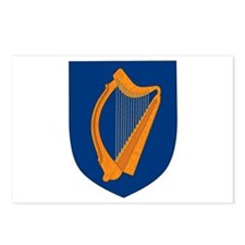 Irish Coat of Arms Postcards (Package of 8)