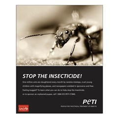People for the Ethical Treatment of Insects