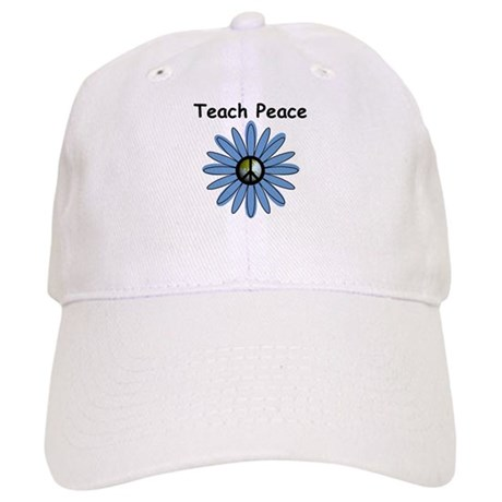 Teach Peace Cap