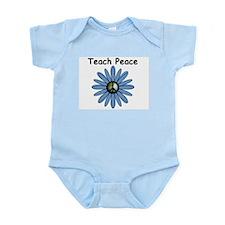 Teach Peace Infant Creeper