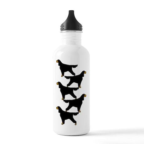 Gordon Setter Stainless Water Bottle 1.0L