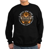 MS Tribal Butterfly Sweatshirt