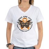 MS Tribal Butterfly Shirt