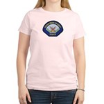 U S Navy Police Women's Light T-Shirt