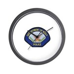 U S Navy Police Wall Clock