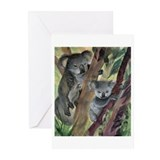 Koala Bears Greeting Cards (Pk of 10)
