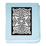Celtic Knotwork Quasar Infant Blanket