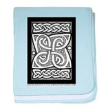 Celtic Cloverleaf Infant Blanket