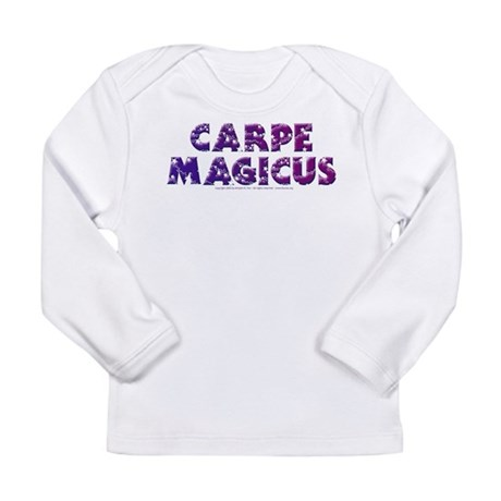 Carpe Magicus Long Sleeve Infant T-Shirt