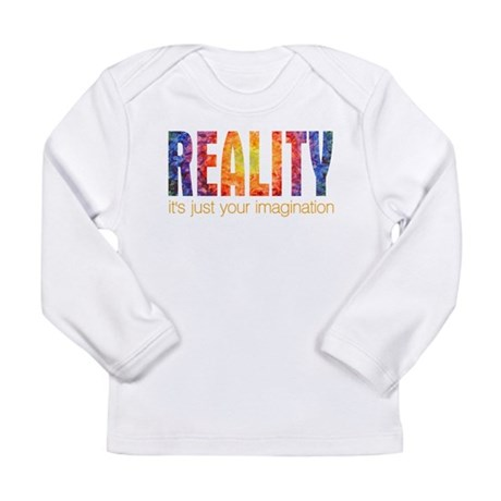 Reality Imagination Long Sleeve Infant T-Shirt
