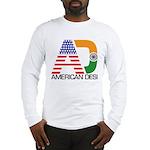 American Desi Long Sleeve T-Shirt