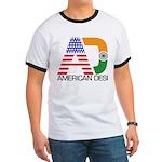 American Desi Ringer T