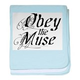 Obey the Muse Infant Blanket