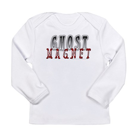 Ghost Magnet Long Sleeve Infant T-Shirt