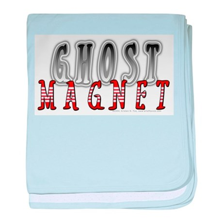 Ghost Magnet Infant Blanket