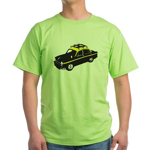Taxi Green T-Shirt