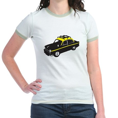 Taxi Jr. Ringer T-Shirt