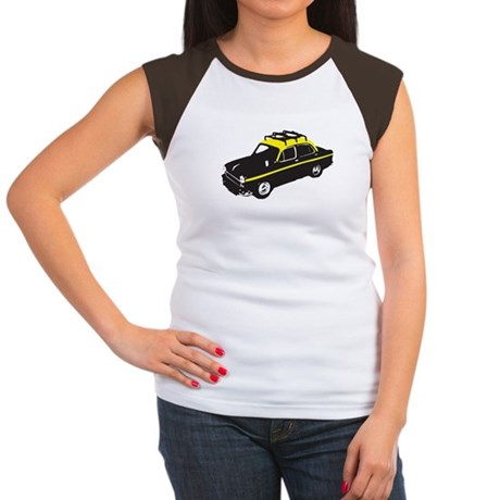 Taxi Women's Cap Sleeve T-Shirt