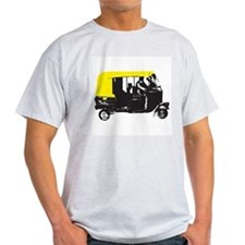 Rickshaw Ash Grey T-Shirt