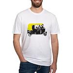 Rickshaw Fitted T-Shirt