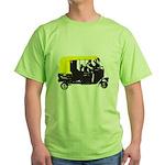 Rickshaw Green T-Shirt