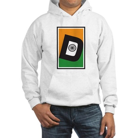 Desi D Hooded Sweatshirt