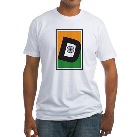 Desi D Fitted T-Shirt