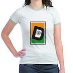 Desi D Jr. Ringer T-Shirt
